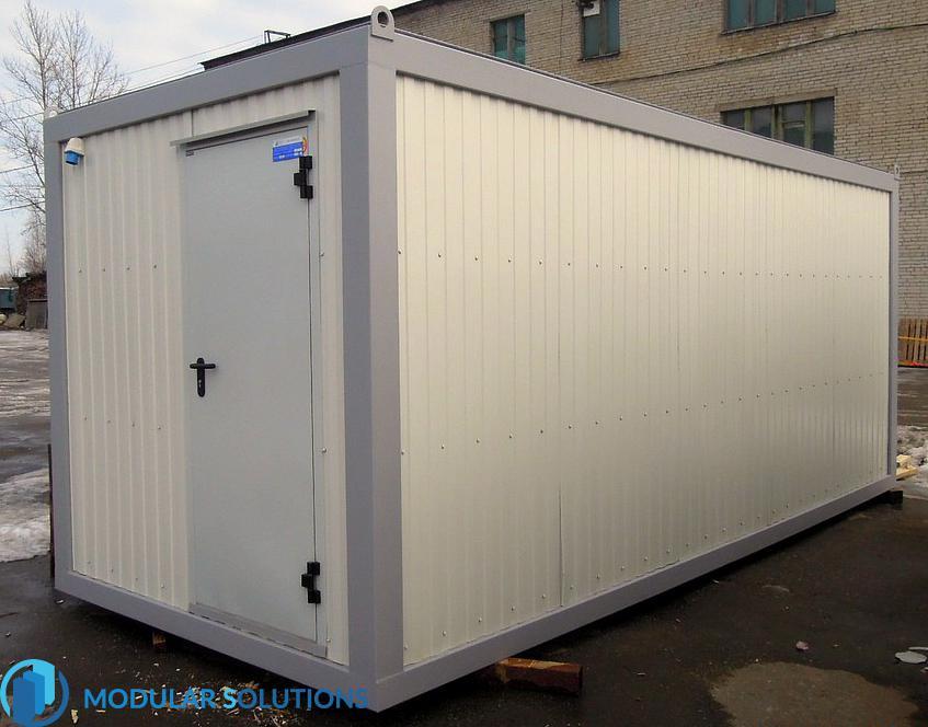 стандартный блок контейнер