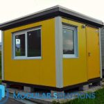 Guard cabins & Security units