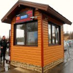 Ticket booths & Kiosks