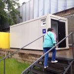 "Supply of modular toilets GMC ""Tsarskoye Selo"""