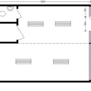 модульный дом-офис