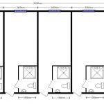 модульное общежитие 24х6 м