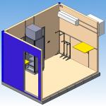 проект контейнера