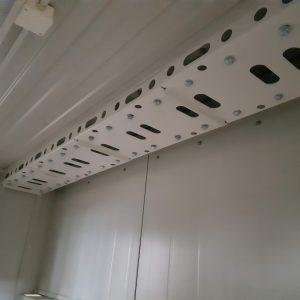 технический контейнер внутри