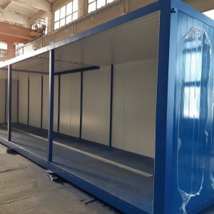 технический контейнер водоподготовки
