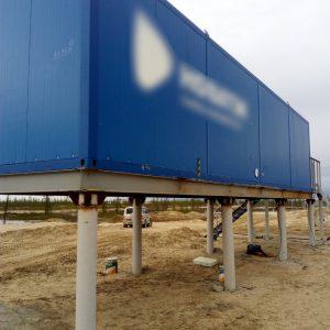 блок-контейнер водоподготовки