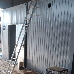 блок-контейнер цех