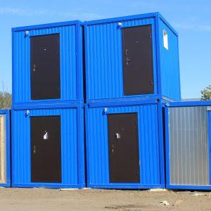 жилые блок-контейнеры