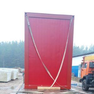 технологический блок-контейнер