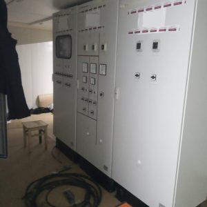 электрооборудование в блок-контейнере