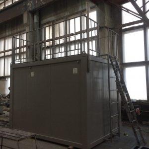 контейнер под оборудование