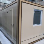 Блок-контейнеры центра обмена данных