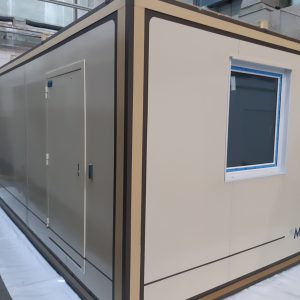 блок-контейнер центра обмена данных