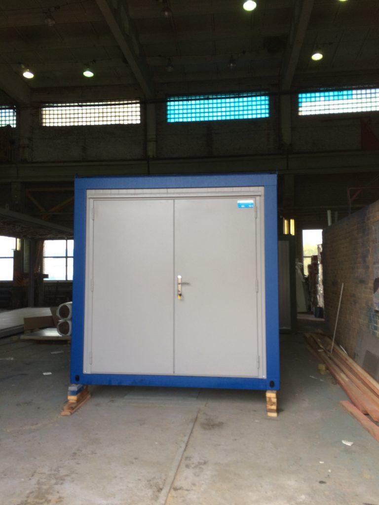 блок-контейнер под котельную