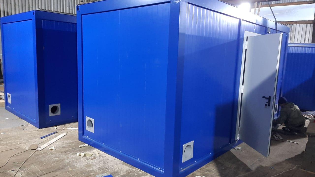 технический блок-контейнер